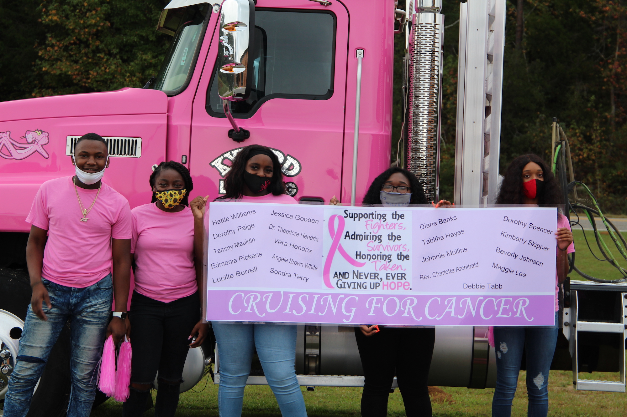 Cruising For Breast Cancer Event 2020